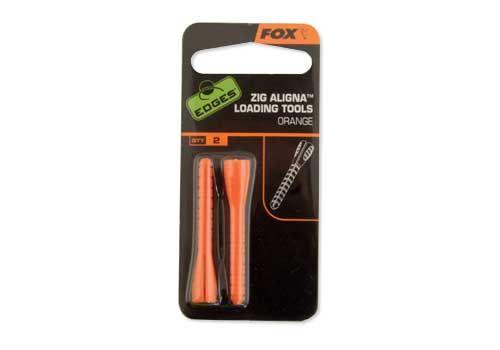 Fox Zig Aligna Loaded Tools x 2 orange