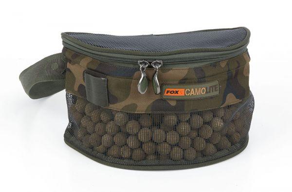 Fox Camolite Boilie Bum Bag Standard