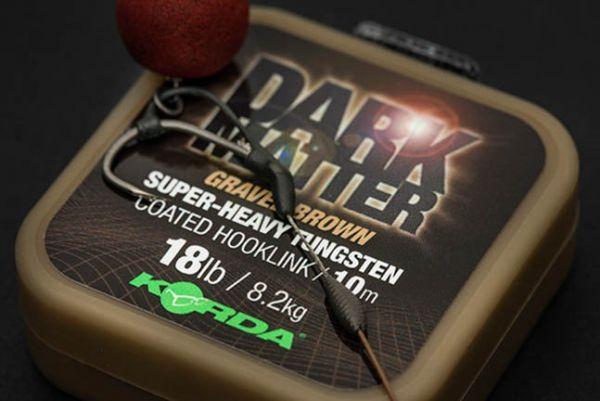 Korda Dark Matter Tungsten Coated Braid