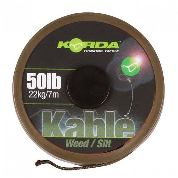 Korda Kable Leadcore 7m