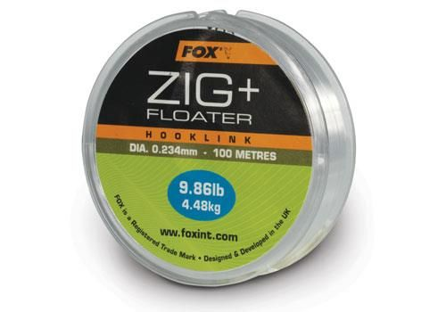 Fox Zig and Floater Line 0.234mm 4.48kg - 9.86lb