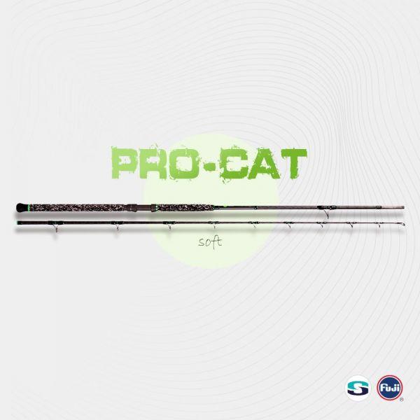 Zeck Pro-Cat soft 3,00m / 350 gr