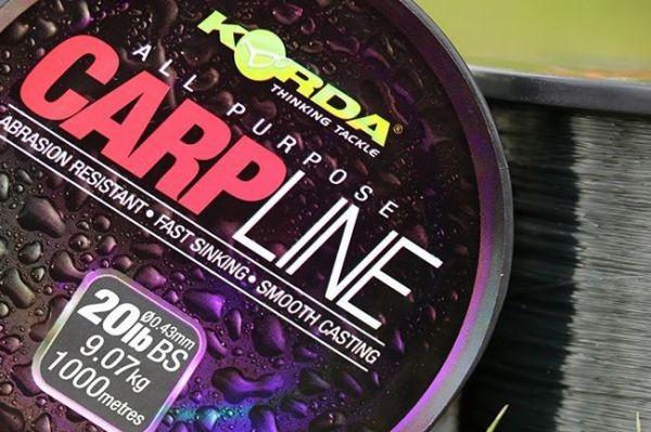 Korda Carp Line 1000m 0,28mm