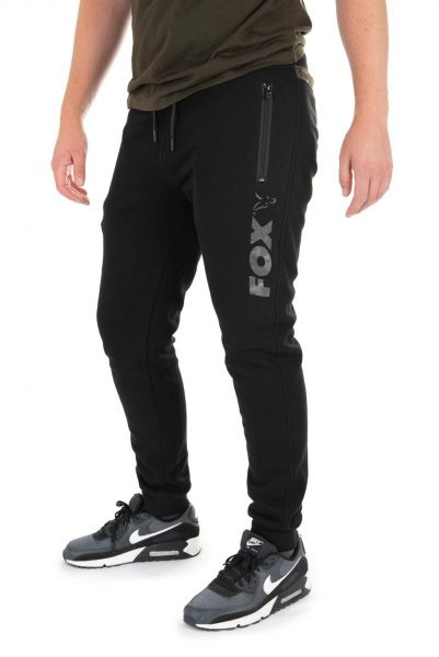 Fox Black/Camo Print Jogger