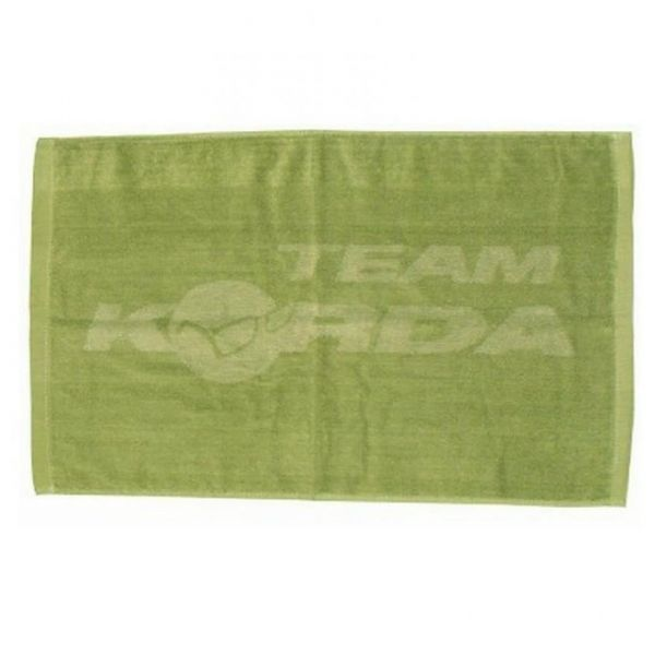 Korda Team Korda Hand Towel Green