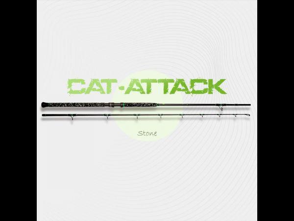 Zeck Cat-Attack Stone 280cm  320g