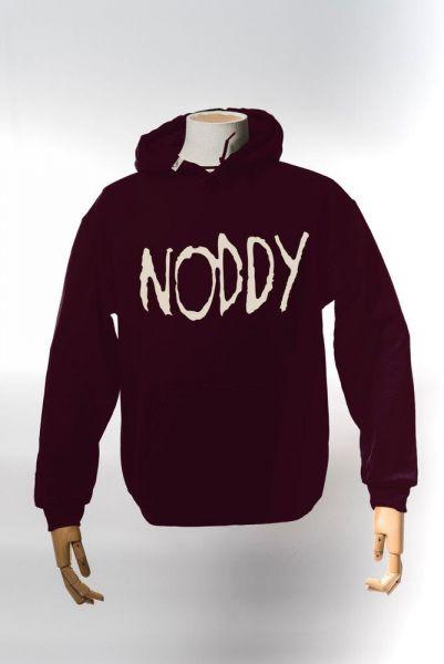 Monkey Climber Noody Hoodie Burgundi