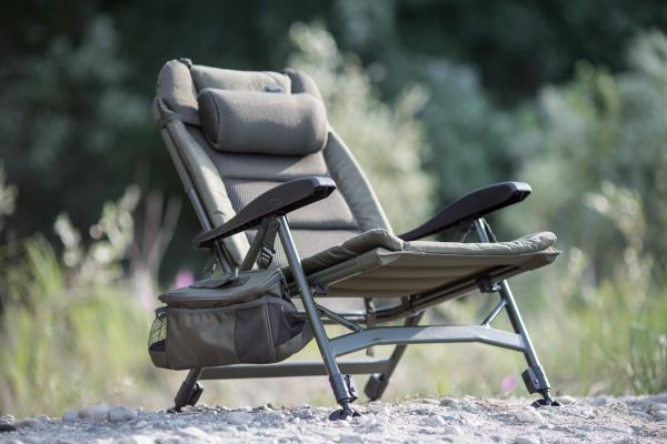 SOLAR SP C-TECH RECLINER CHAIR - HIGH