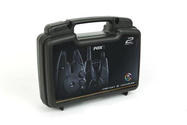 Fox Micron MX 3-Rod Presentation Set