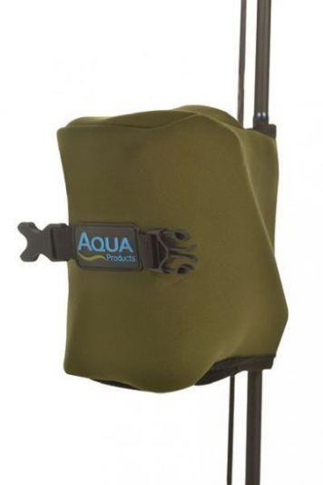 Aqua Neoprene Reel Protector Large