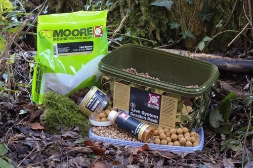 CCMoore Live System Session Pack Bucket