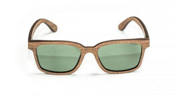 Nash Timber Green Glasses NEW