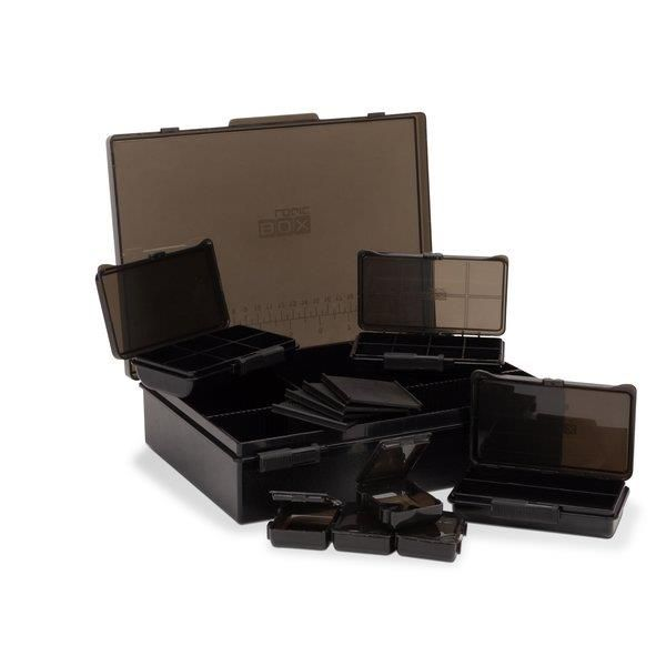 Nash Medium Tackle Box Loaded