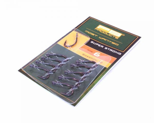 PB Products Super Strong Hook DBF 10 Stk