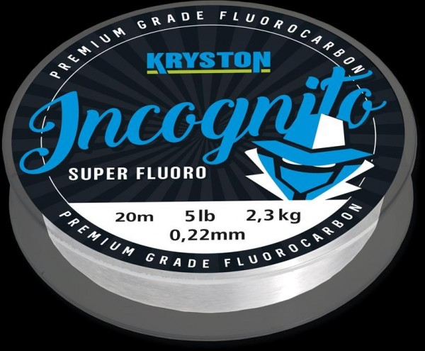 Kryston Incognito Fluorocarbon Hooklink