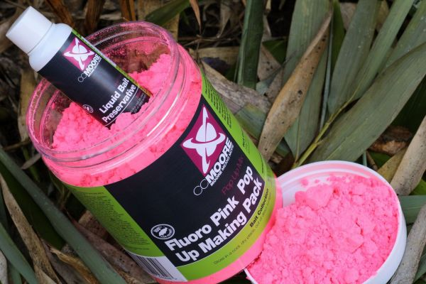 CCMoore Fluoro Pink Pop Up Making Pack 200g