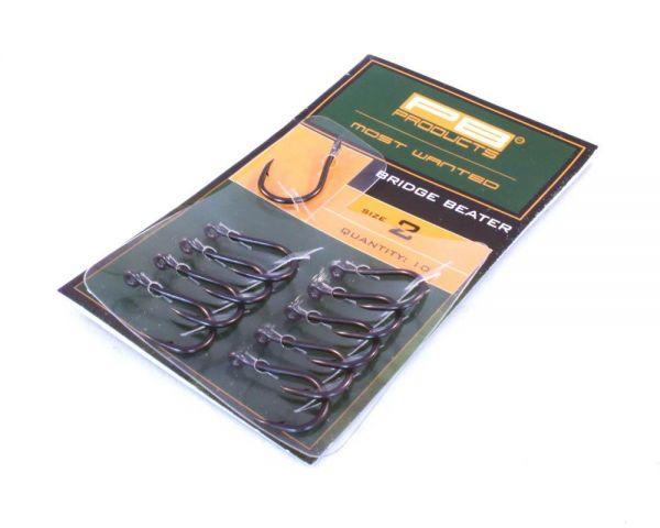 PB Products Bridge Beater Hook DBF10 Stk