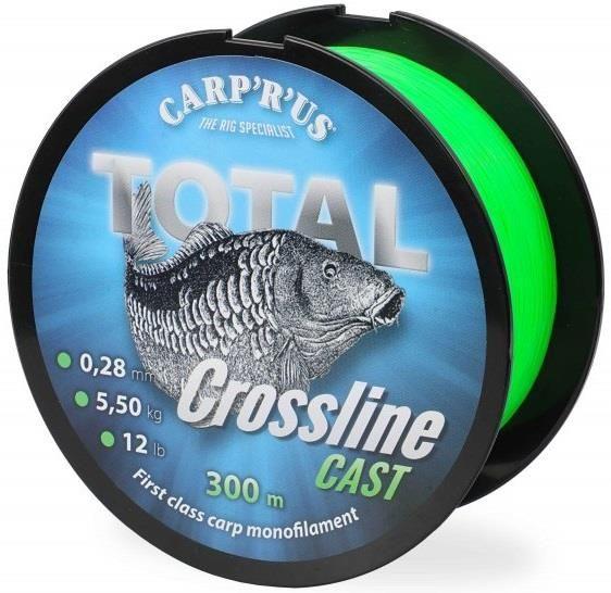 Carp`R`Us Total Crossline Cast Green