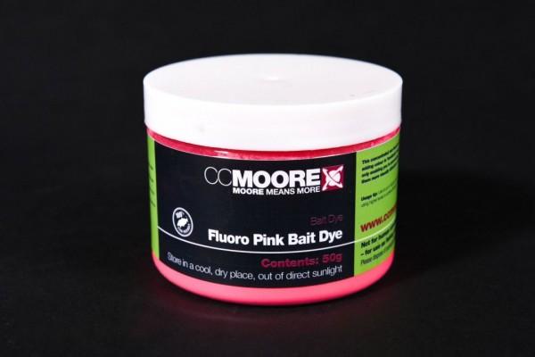 CCMoore Fluoro Pink Bait Dye 50g