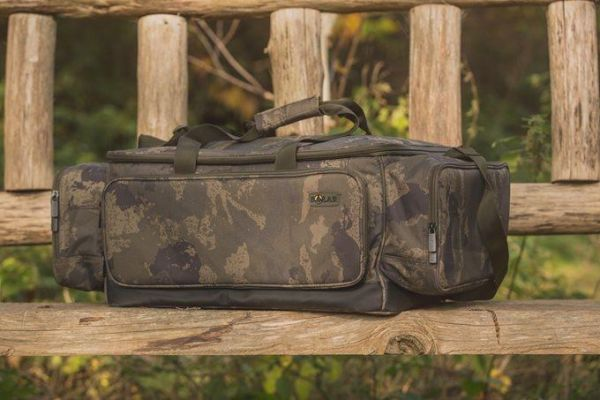 SOLAR Under Cover Camo Carryall - Large