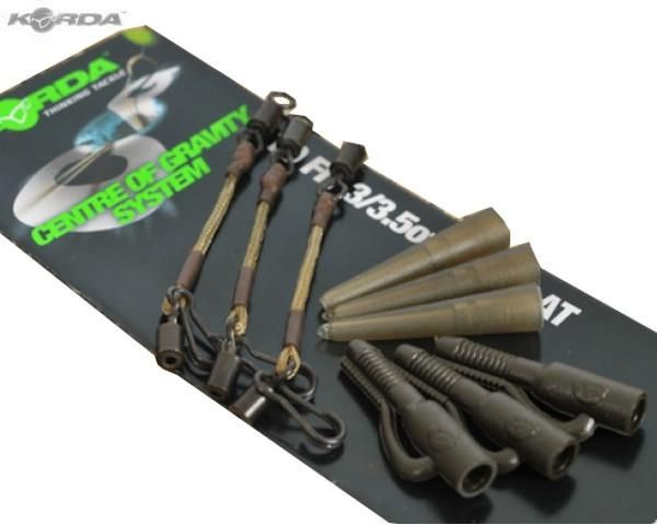 Korda COG Booms Distance Lead For 3 - 3.5 Oz Leads