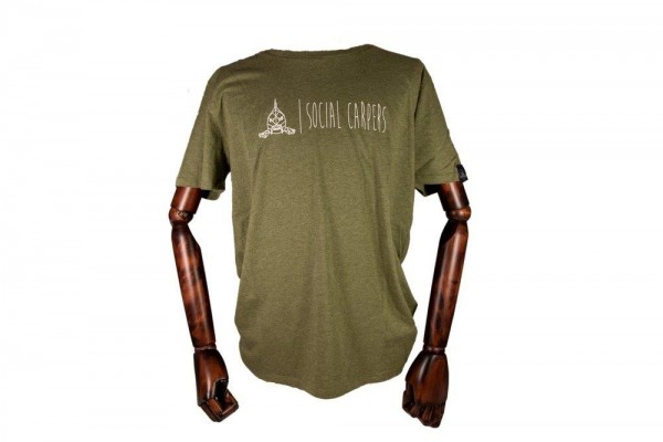 New Chapter Official T-Shirt Social Carpers