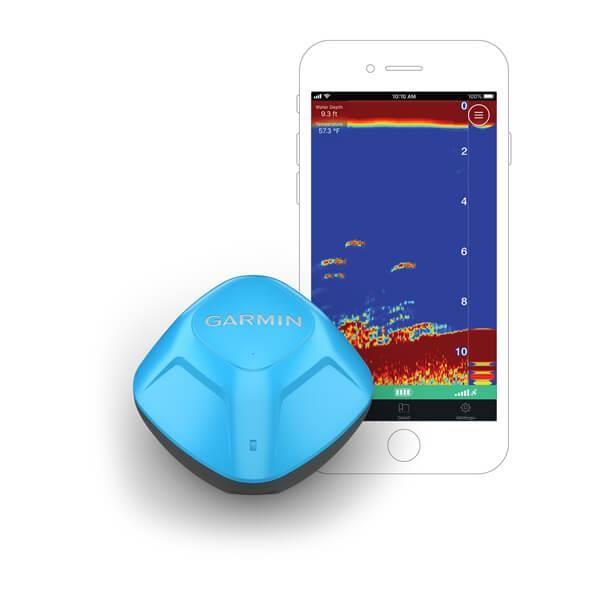 Garmin Striker Cast mit GPS