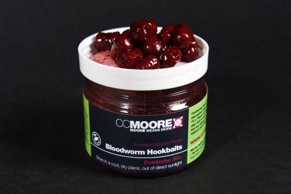 CCMoore Bloodworm Hookbaits 10x14mm