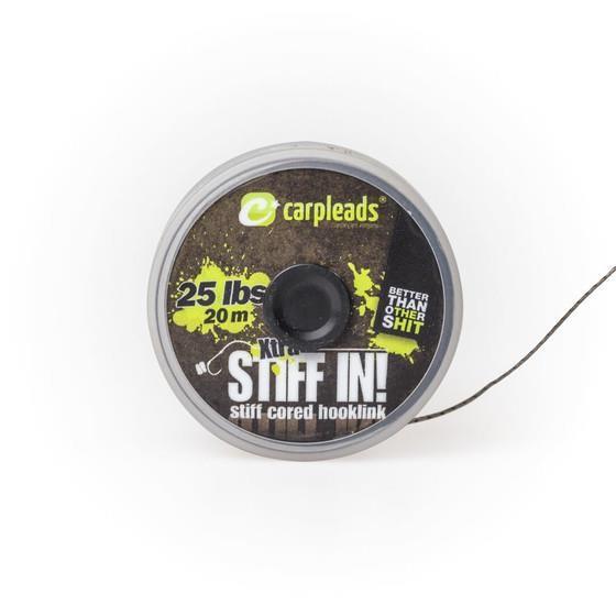 Carpleads X-tra Stiff In 25 lbs