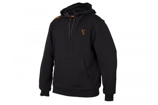 Fox Collection Black Orange Hoodie