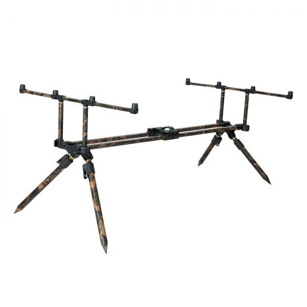 """Fox Horizon Duo camo 3 rod pod inc 2 x 36"""" long legs"""