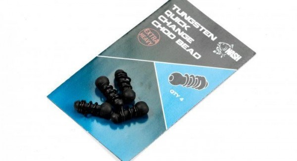 Nash Tungsten Quick Change Chod Bead NEW